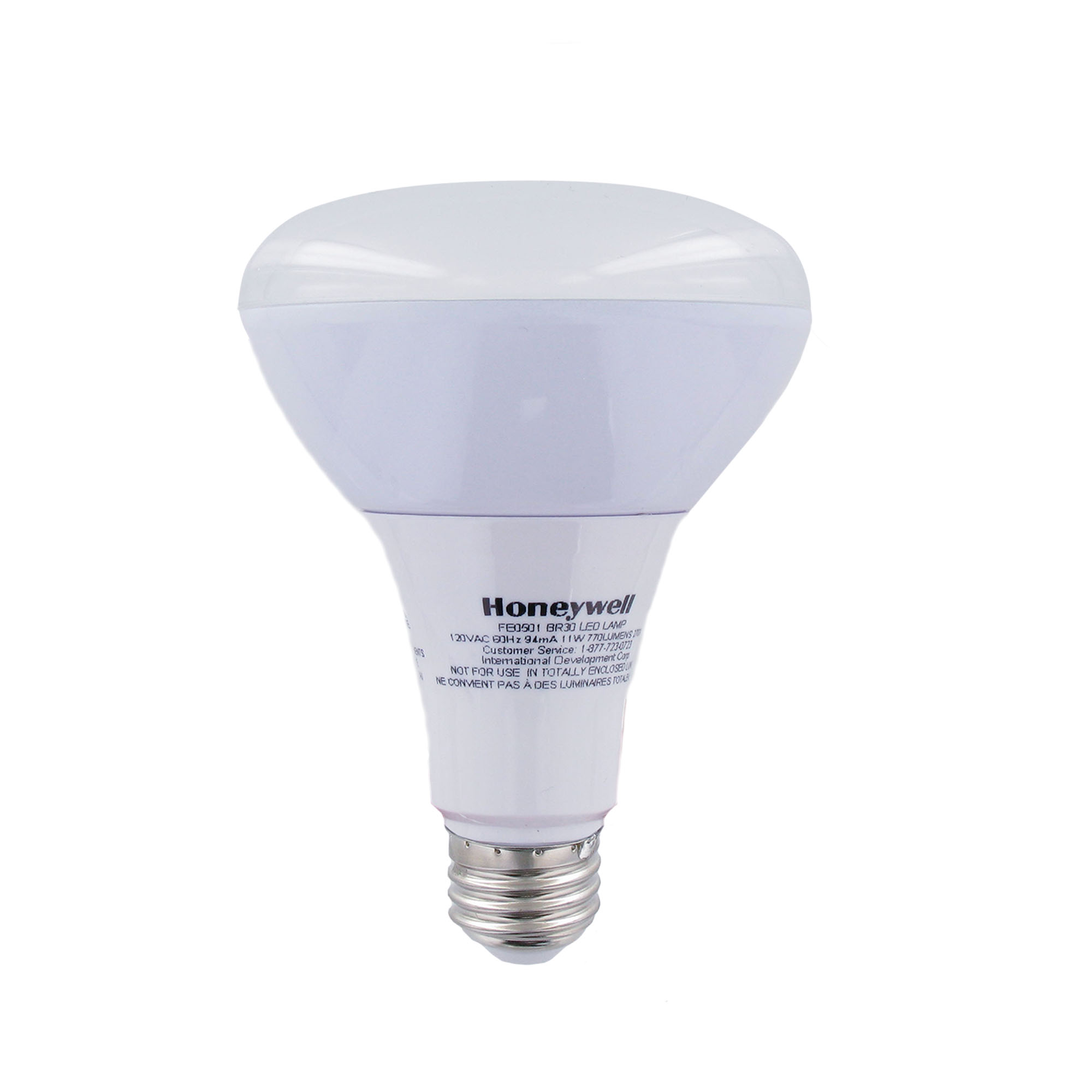 Ampoule Led Honeywell 65w Equivalent Br30 Dimmable Led Light Bulb 2 Pack Fe0501
