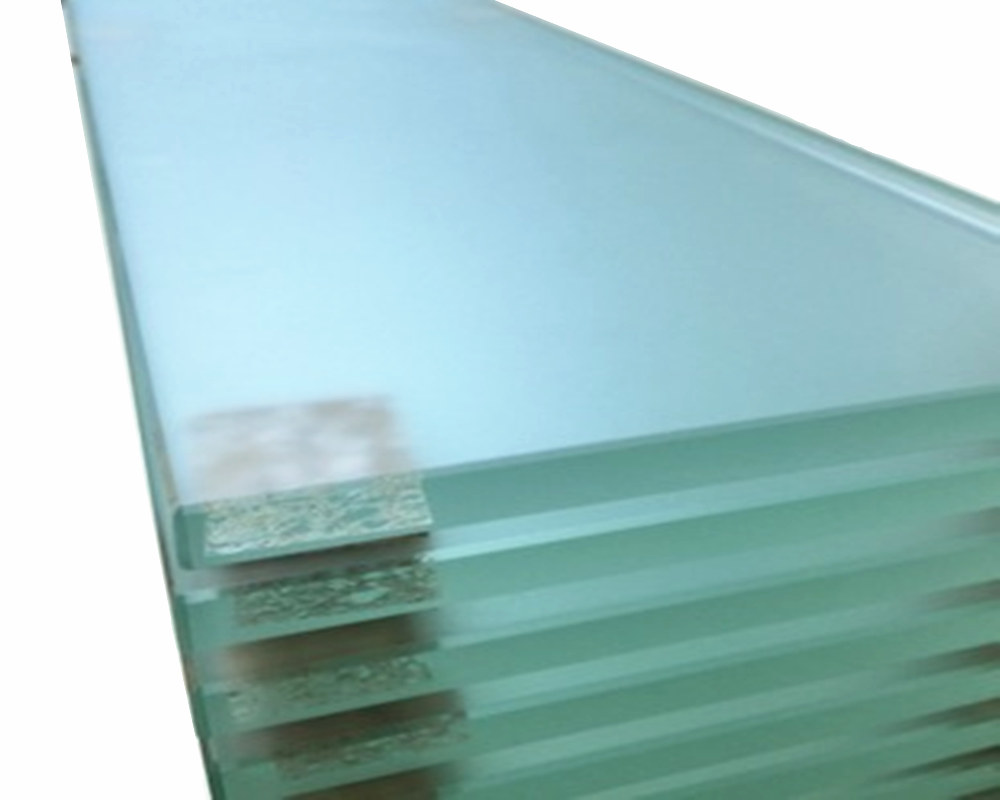 Application Decoration Sandblasted Glass | Hongjia Architectural Glass Manufacturer