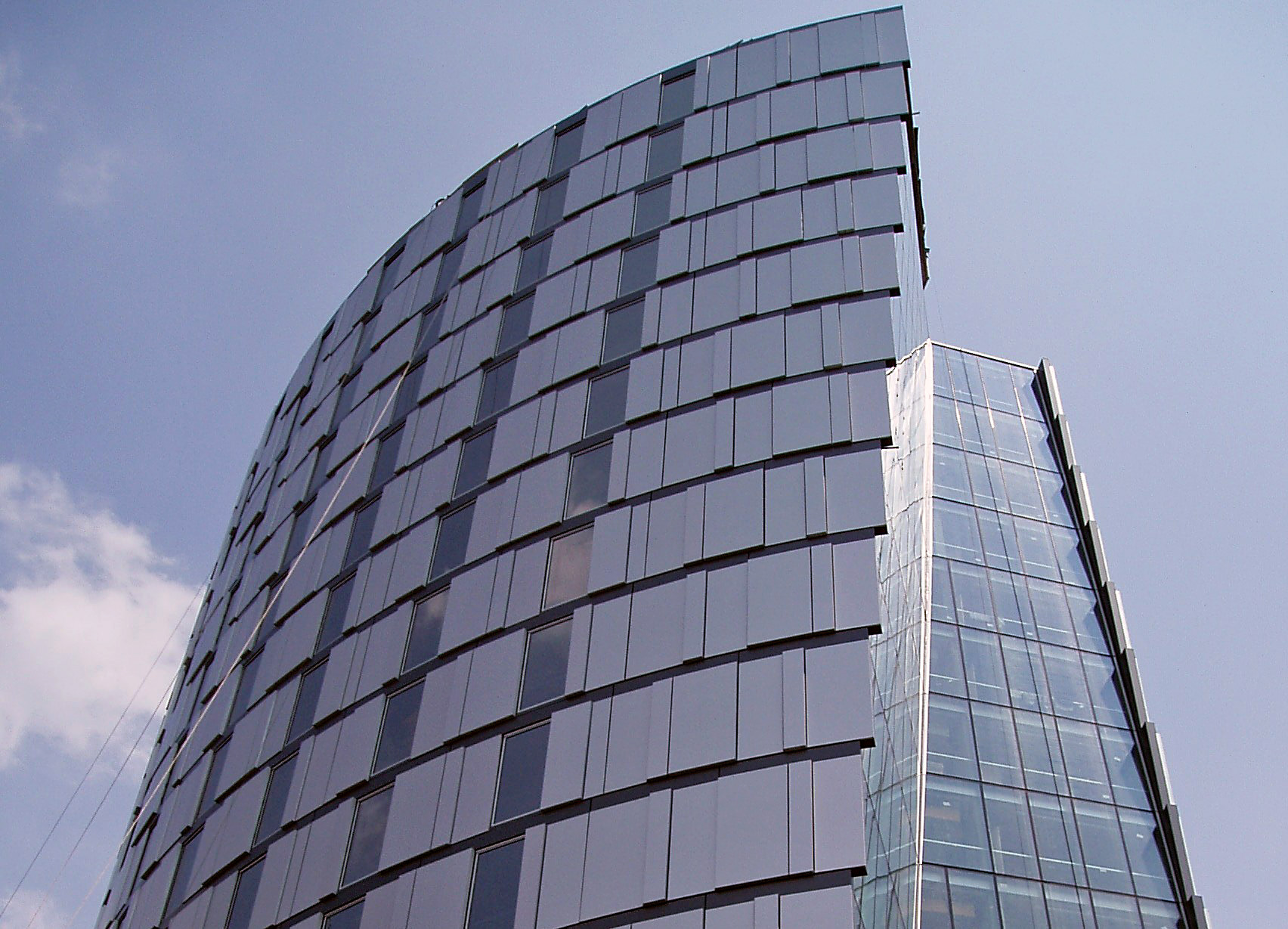Glass Curtain Wall Manufacturer Curtain Wall System Hongjia Architectural Glass Manufacturer
