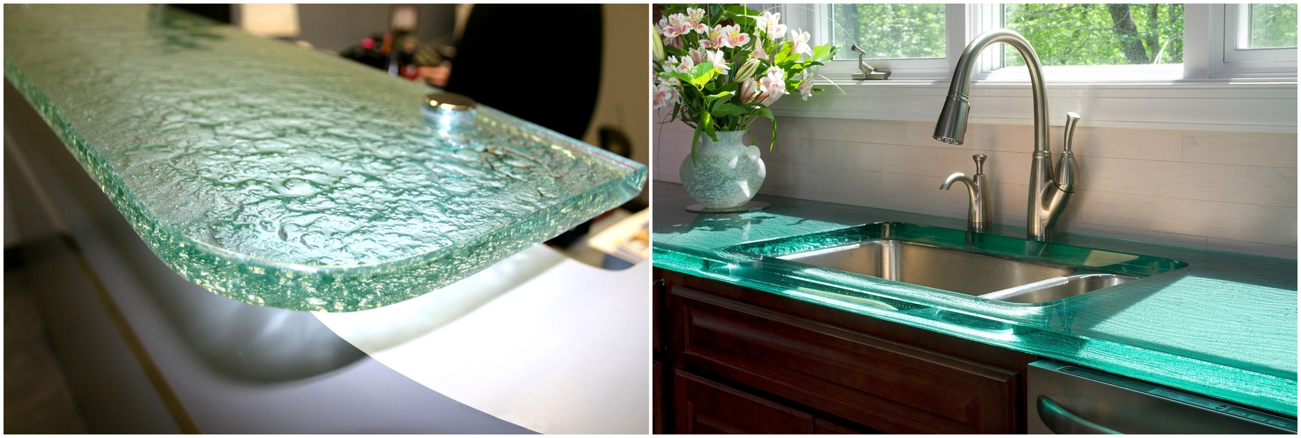 Glass Countertops Hongjia Arvhitectural Glass Manufacturer