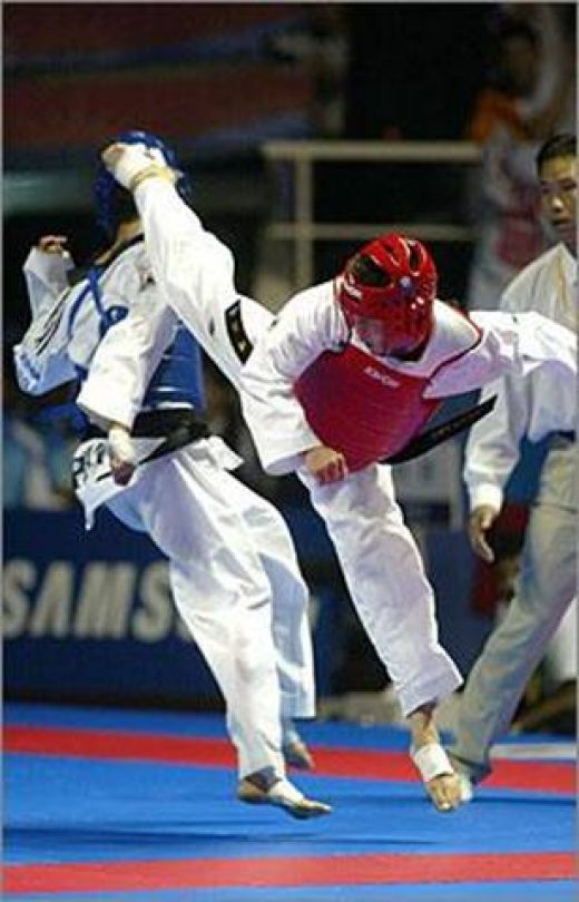 Is TaeKwonDo A Good Martial Art? - Honor and Daring