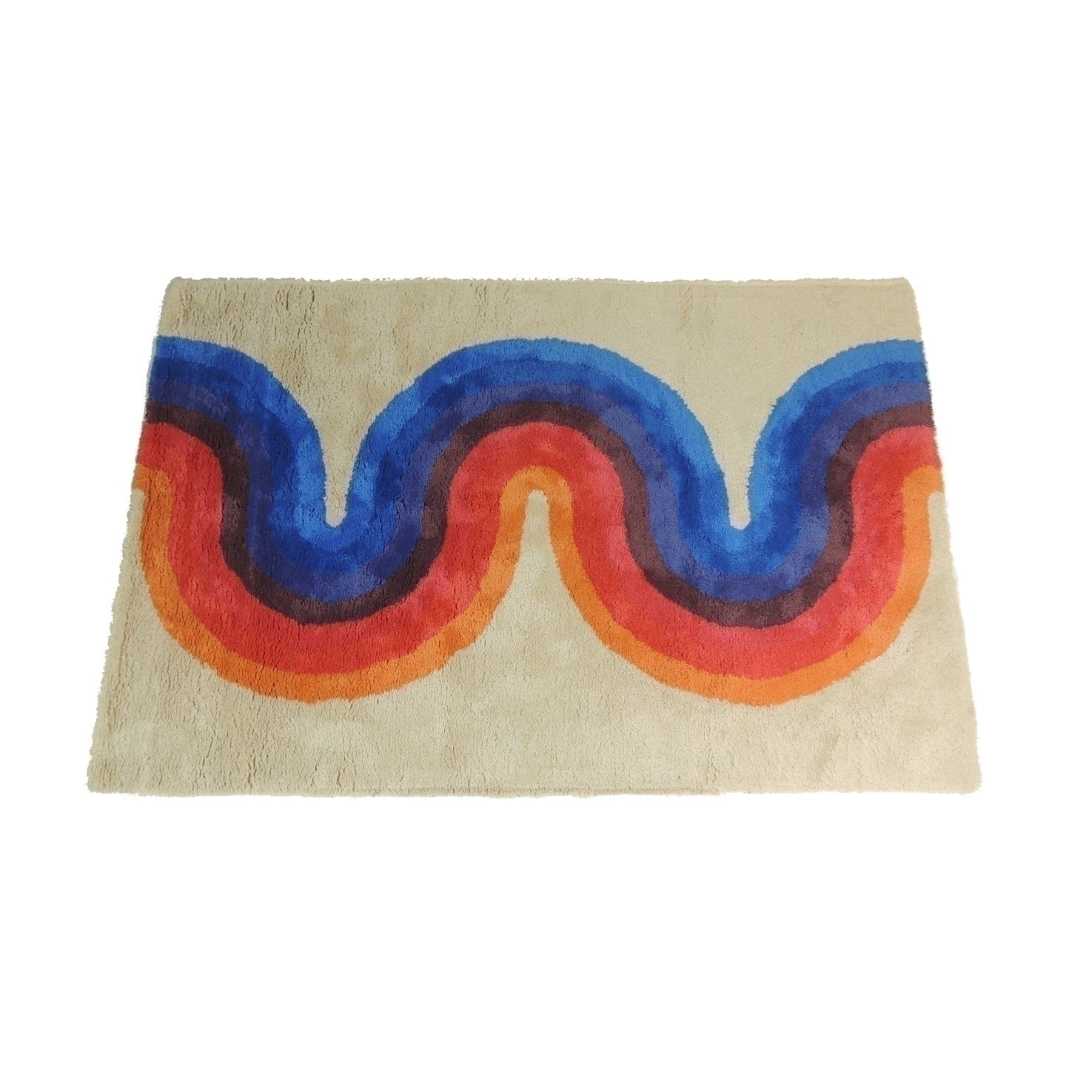 Venice Panton Wave Rug Verner Panton Honormill Furniture