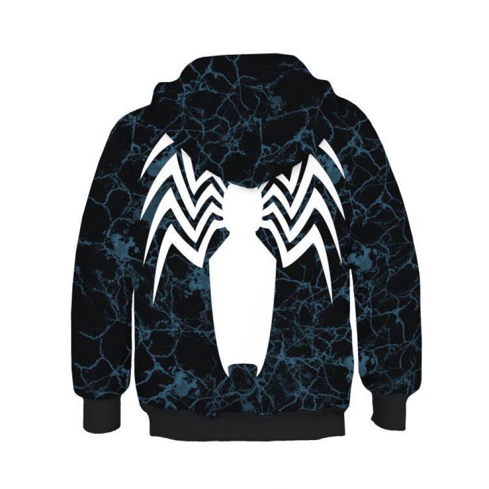 Pullover Hoodie Vs Zip Up Kids Spiderman Hoodies Spider Man Venom Vs Carnage Blue