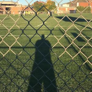 Always on the outside looking in selfie shadow shadowselfie life