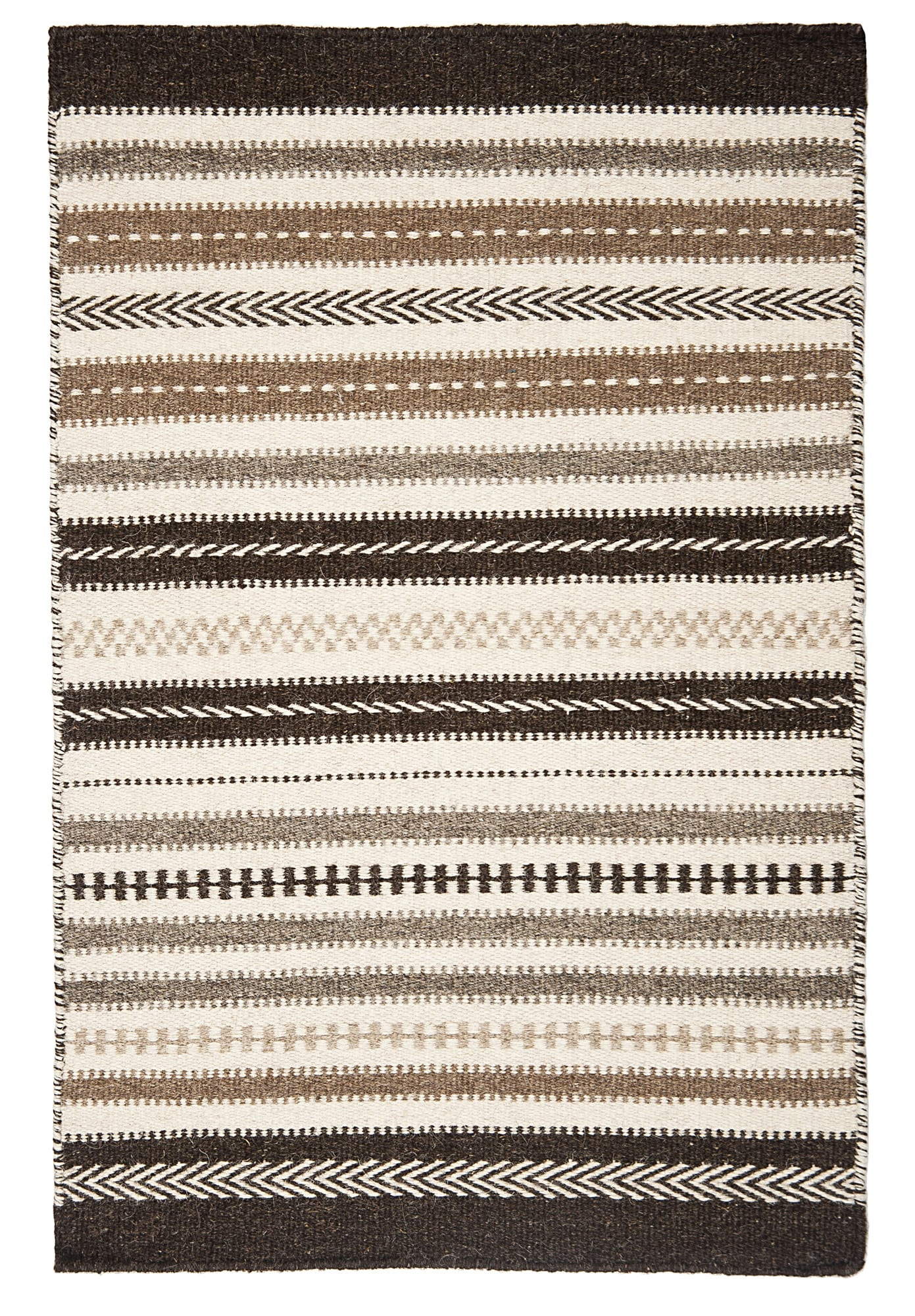 Woven Rugs Icelandic Natural Wool Woven Rug Hook And Loom