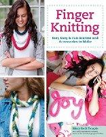 finger-knitting