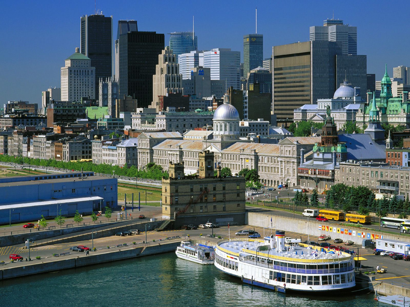 Old Montreal Montreal The Canadian City And More To Explore