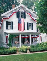 July 4th Decorations - Give Your Home a Patriotic Look ...