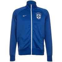 Nike N98 Blue CBF Authentic Track Jacket Blue