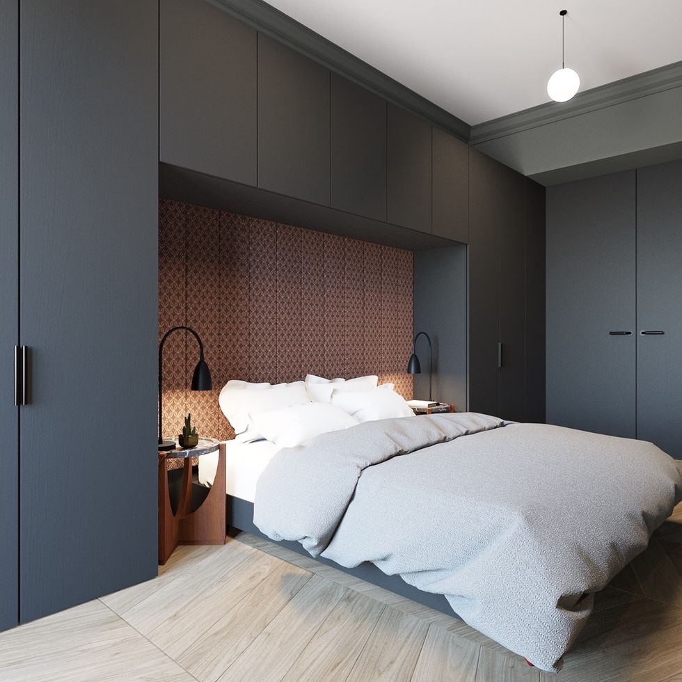 Cool Modern Bedroom Design Ideas 14 Hoommy Com