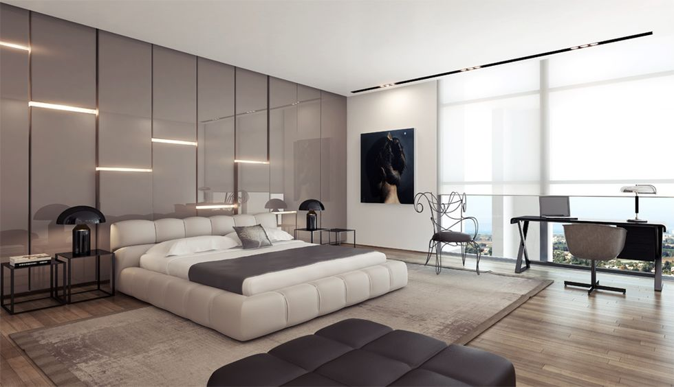 Cool Modern Bedroom Design Ideas 49 Hoommy Com