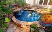 Awesome Small Pool Design for Home Backyard 18 - Hoommy.com
