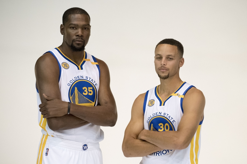 Golden State Warriors Predicting The 2016-17 Final Roster, Depth Chart