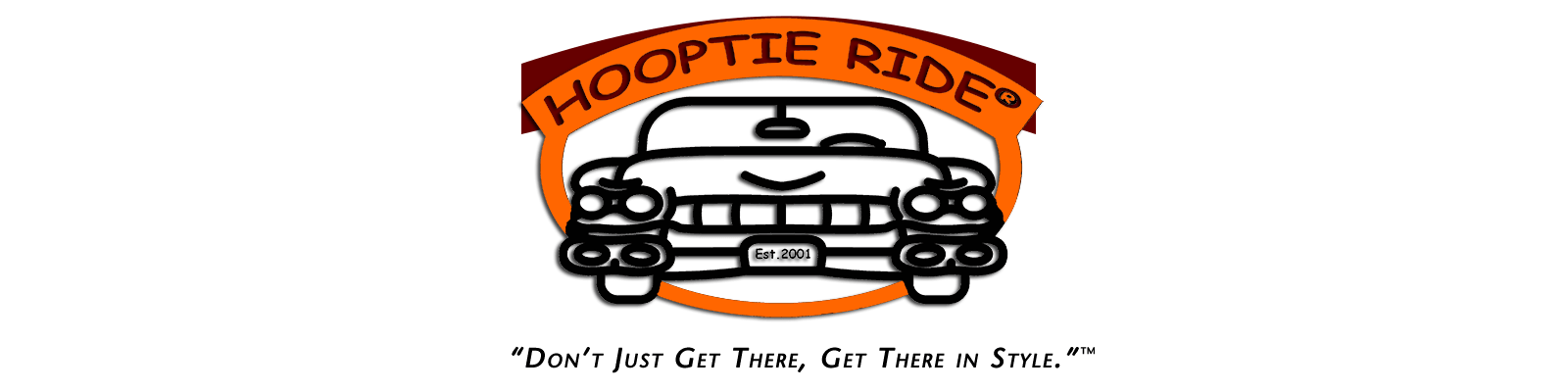 Hooptie Ride Logo