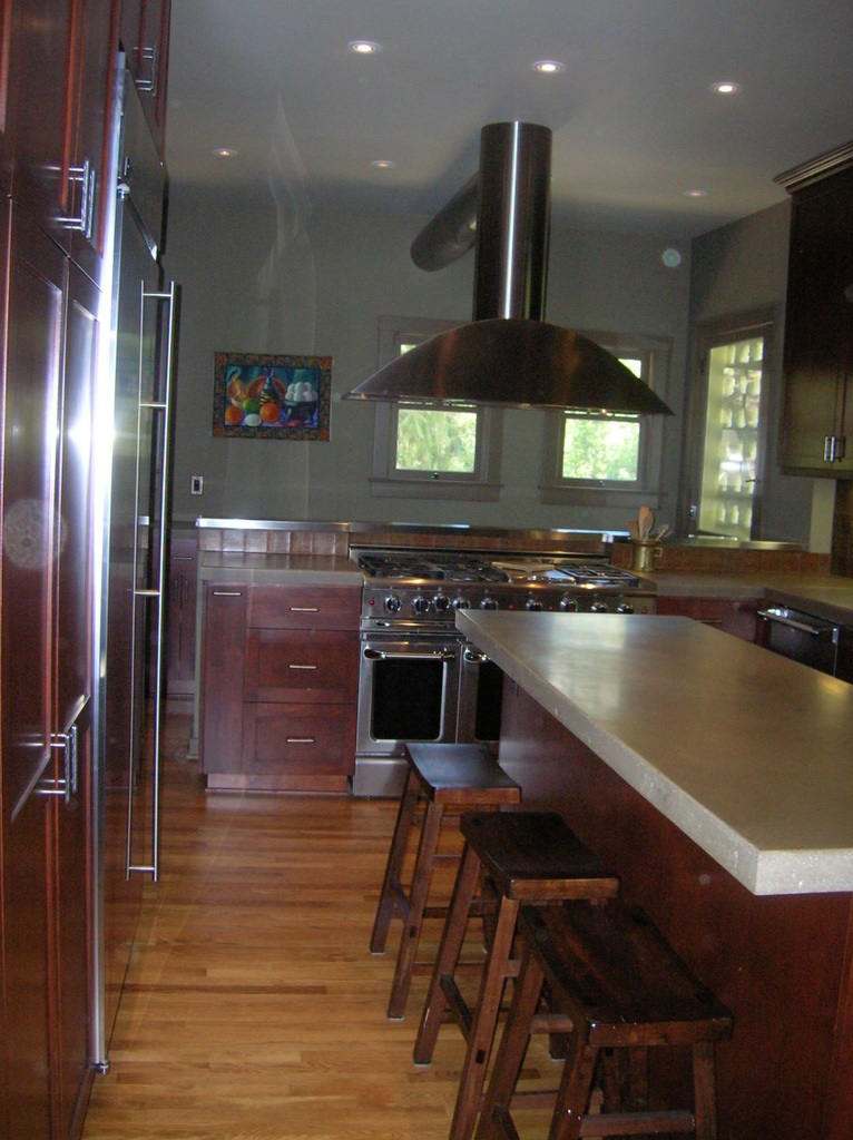 Kitchen Island Overhang For Stools Kitchen | Hoosier At Home | Page 25