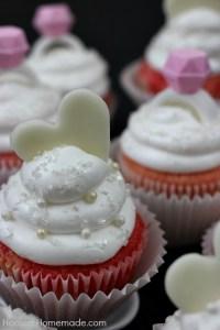 Bridal Shower Cupcakes - Hoosier Homemade
