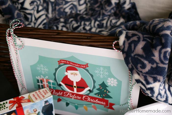 Christmas Gift Basket Hoosier Homemade