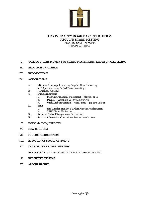 draft meeting agenda - Ozilalmanoof