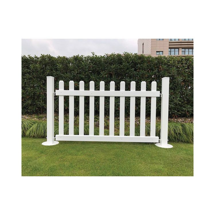 Signature Fencing Special Event Portable Pvc Fencing - Portable Fence