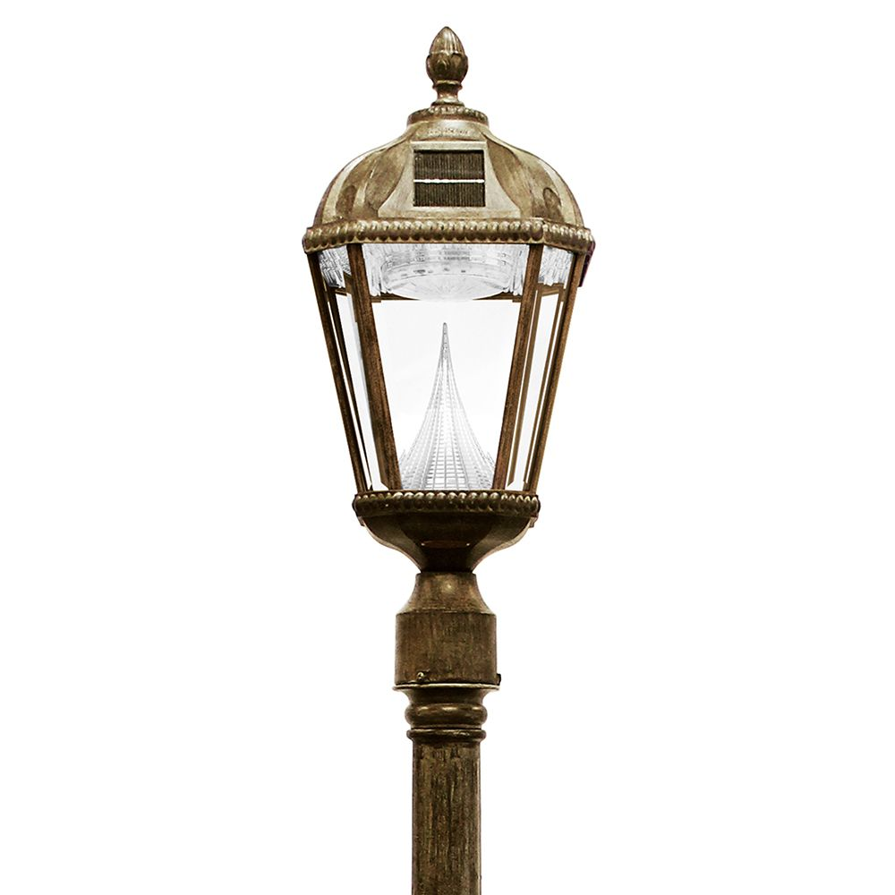 Solar Lamp Post Royal Solar Lamp Post Single