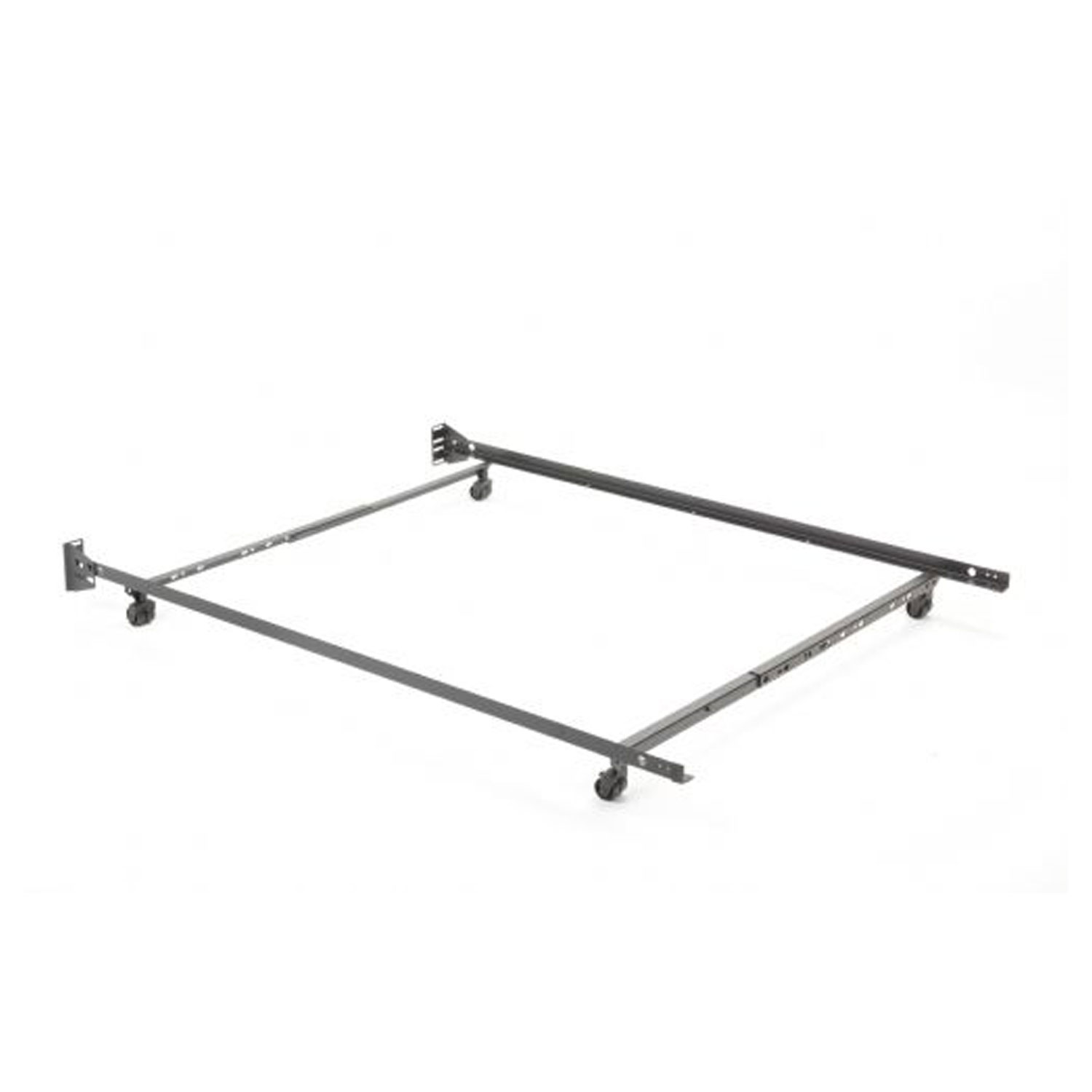 Twin Bed Frame Low Profile 46rlp Twin Full Low Profile Bed Frame Hope Home
