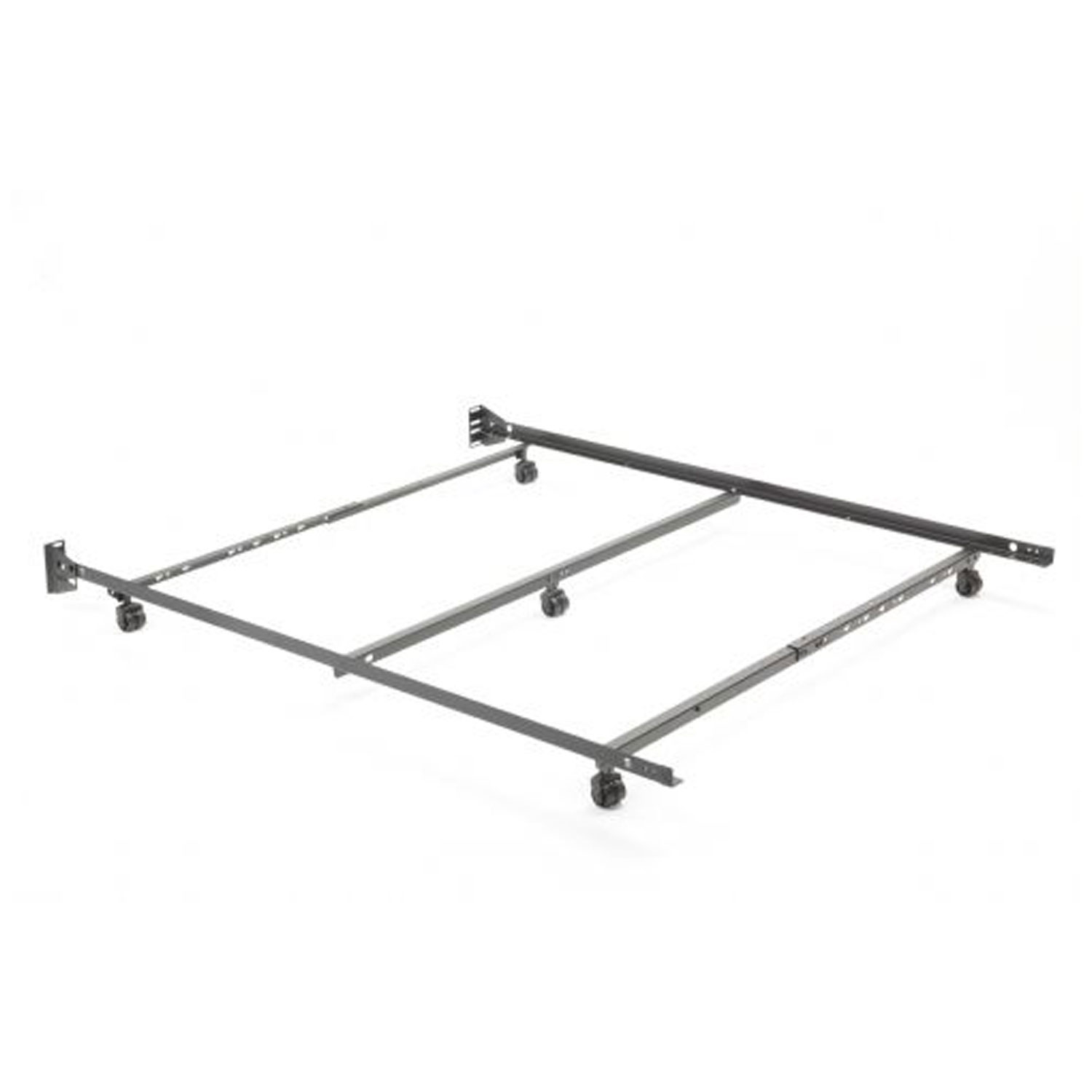 Twin Bed Frame Low Profile Q46rlp Twin Full Queen Low Profile Bed Frame Hope Home
