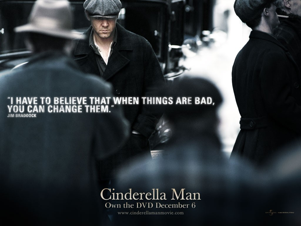 Poverty Wallpapers With Quotes Cinderella Man Hopeingaza S Blog