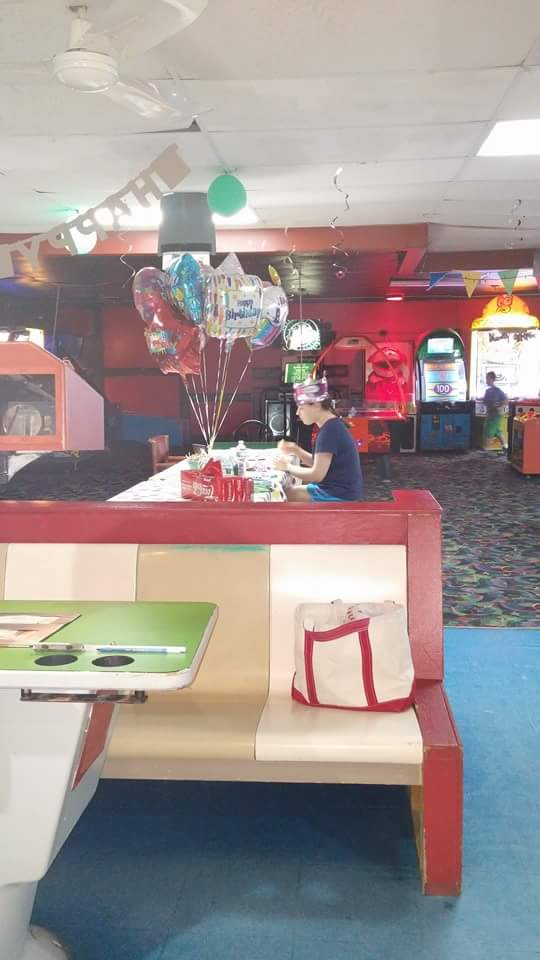 autistic girl spends 18 birthday alone
