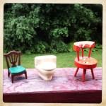 tiny thrones