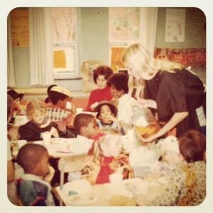 at Bader preschool