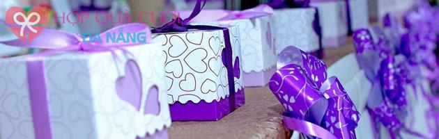 Hộp quà cưới Đà  Nẵng