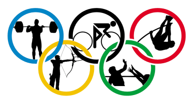 Olympic rings 2016 image - 13df8