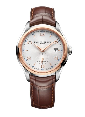 Baume & Mercier Clifton Two Tone