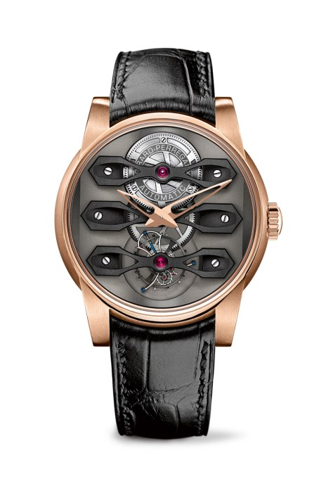 Girard Perregaux Neo-Tourbillon with Three Bridges