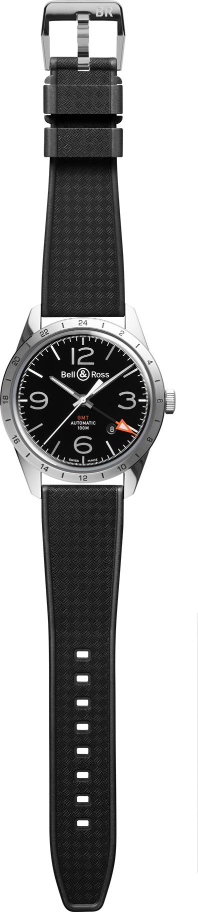 Vintage-BR-123-GMT-Tropic-Strap
