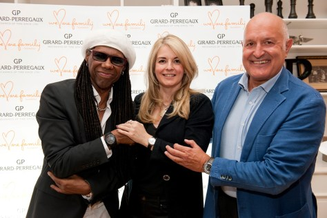 NileRodgers, Nancy Hunt y Michele Sofisti ShadowHawk