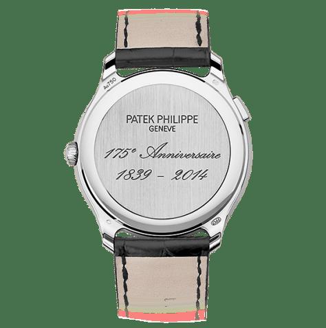 Patek Philippe World Time Moon 5575 reverso