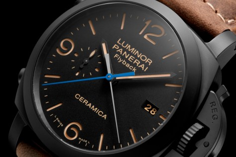 Panerai Luminor 1950 3 Days Chrono Flyback Automatic Ceramica - 44mm