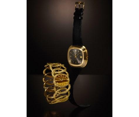 Reloj Andy Warhol 1970