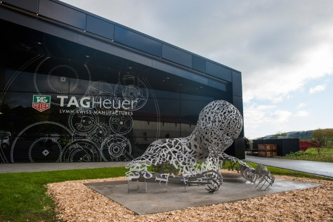 TAG Heuer Manufacture en Chevenez