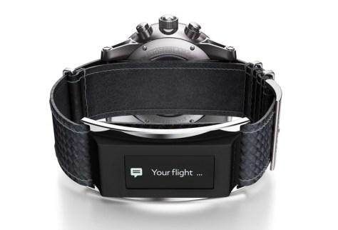 Montblanc TimeWalker Urban Speed Cronograph con e-strap - perfil