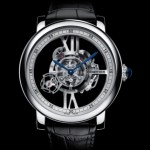 Rotonde de Cartier Astrotourbillon Skeleton
