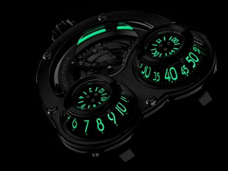 MB and F HM 3MegaWind Final Edition SuperLuminova