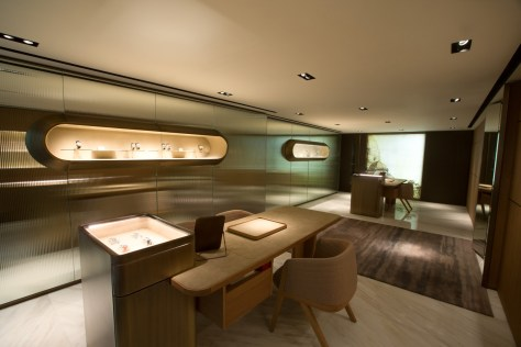 Panerai - boutique Hong Kong