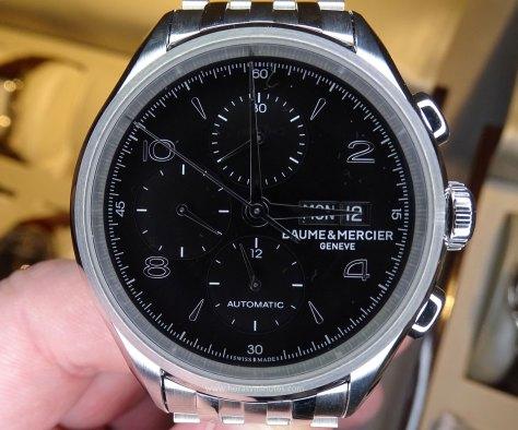 Baume & Mercier Clifton Cronograph