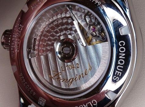 Longines Conquest Classic Automatic GMT calibre