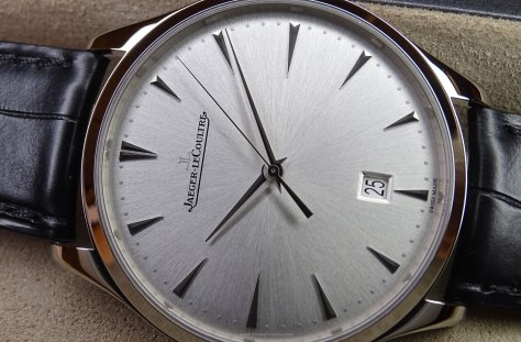 Jaeger-LeCoultre Master Ultra Thin Acero perfil