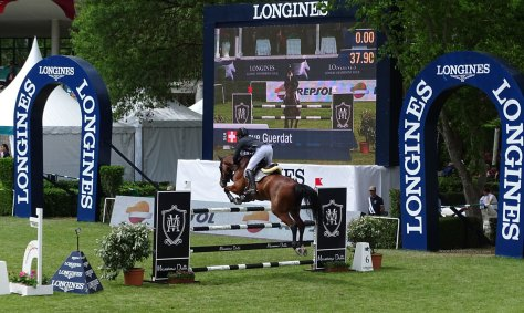 Longines Global Champions Tour Madrid salto