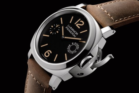 Panerai Luminor Marina 8 Days perfil