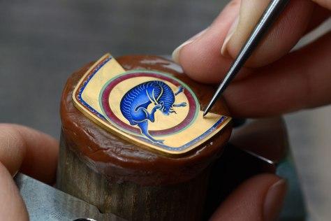 Vacheron Constantin Métiers d'Art Savoirs Enluminés esfera 7